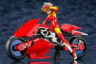 Kotobukiya MSG Frame Arms Girl & Rapid Raider Hresvelgr Ver Model Kit