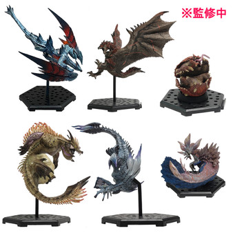(Single Random) Capcom Figure Builder Monster Hunter Standard Model Plus Vol.21
