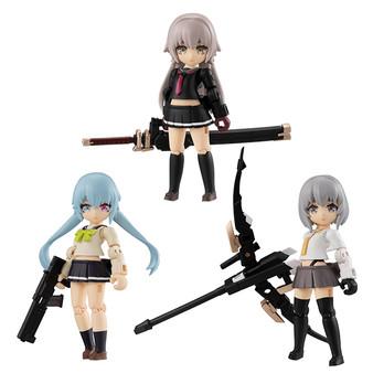 (Single Random) DESKTOP ARMY HEAVY WEAPON HIGH SCHOOL GIRL TEAM 1 [repeat]