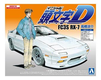 1/32 FC3S RX-7 RIYOUSUKE TAKAHASHI