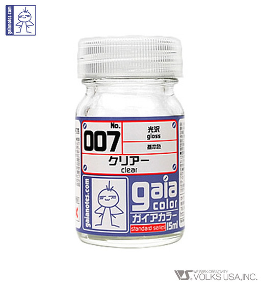 GAIA BASE COLOR 007 CLEAR
