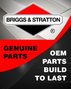 Briggs and Stratton OEM 705102 - PAN SEAT Briggs and Stratton Original Part - Image 1