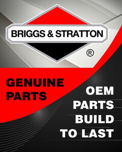 Briggs and Stratton OEM 712450 - RETAINER-FAN Briggs and Stratton Original Part - Image 1