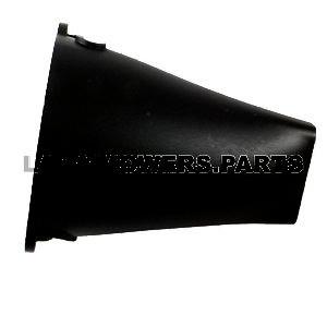 Husqvarna OEM 545151201 - Nozzle Black Hi Speed Adaptor - Husqvarna Original Part - Image 1