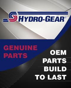 Hydro Gear OEM 50809 - Pulley Disc 1.37x4 - Hydro Gear Original Part - Image 1