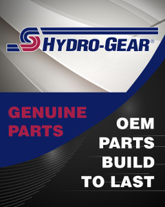 Hydro Gear OEM 50141 - Nut 10-24 Hex Lock Nylon Insert - Hydro Gear Original Part - Image 1