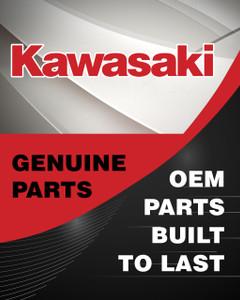 Kawasaki OEM 921722061 - SCREW, 4X14 - Kawasaki Original part - Image 1