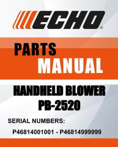 Echo HANDHELD BLOWER -owners-manual- Echo -lawnmowers-parts.jpg