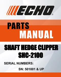Echo SHAFT HEDGE CLIPPER -owners-manual- Echo -lawnmowers-parts.jpg