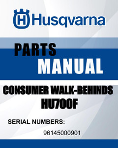 """Husqvarna LAWN MOWERS: CONSUMER WALK-BEHINDS -owners-manual- Husqvarna -lawnmowers-parts.jpg"""
