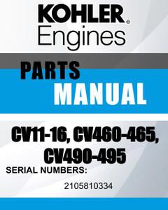 Kohler VERTICAL CRANKSHAFT -owners-manual- Kohler -lawnmowers-parts.jpg