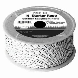 OREGON 31-140 - STARTER ROPE NO. 4 100FT PREMI - Product Number 31-140 OREGON