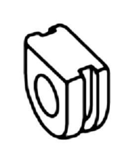 Echo OEM  V135000150 - GROMMET - Echo Original Part - Image 1