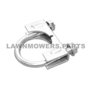 Scag OEM 48633 - 1-1/2 MUFFLER CLAMP - Scag Original Part - Image 1