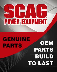 Scag OEM 462767 - BRACKET W/ DECAL, KNEE PAD - Scag Original Part - Image 1