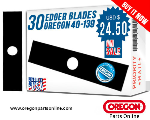 30 Edger Blades 8 in. Oregon 40-139 (40-139-30)