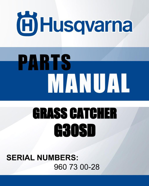Husqvarna GRASS CATCHER -owners-manual- Husqvarna -lawnmowers-parts.jpg