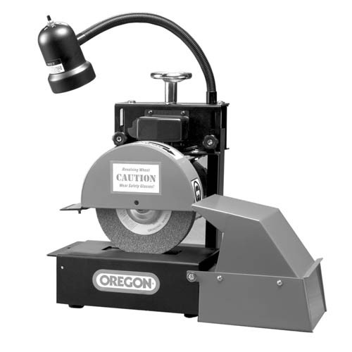 OREGON 88-023 - BLADE GRINDER 1/2 HP WITH LIGH - Product Number 88-023 OREGON