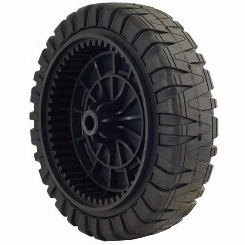 OREGON 72-073 - WHEEL  8X2.125 GEAR WITH PLAST - Product Number 72-073 OREGON