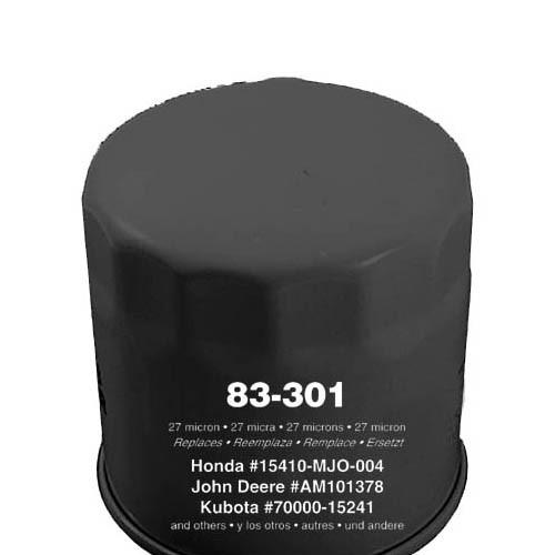 OREGON 83-301 - OIL FILTER HONDA - Product Number 83-301 OREGON