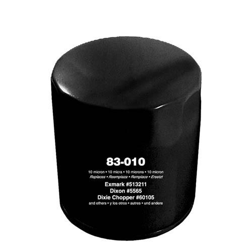 OREGON 83-010 - OIL FILTER EXMARK DIXIE CHOPPE - Product Number 83-010 OREGON