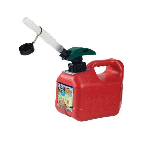NO LONGER AVAILABLE - ** SUPERSEDED TO 85005B ** - OREGON 81005B - ENVIRO-FLO 1+ FUEL CAN - Product Number 81005B OREGON