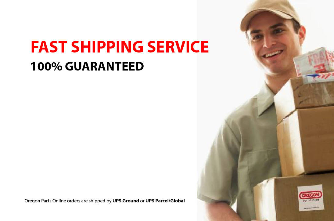Oregon parts fast shipping service