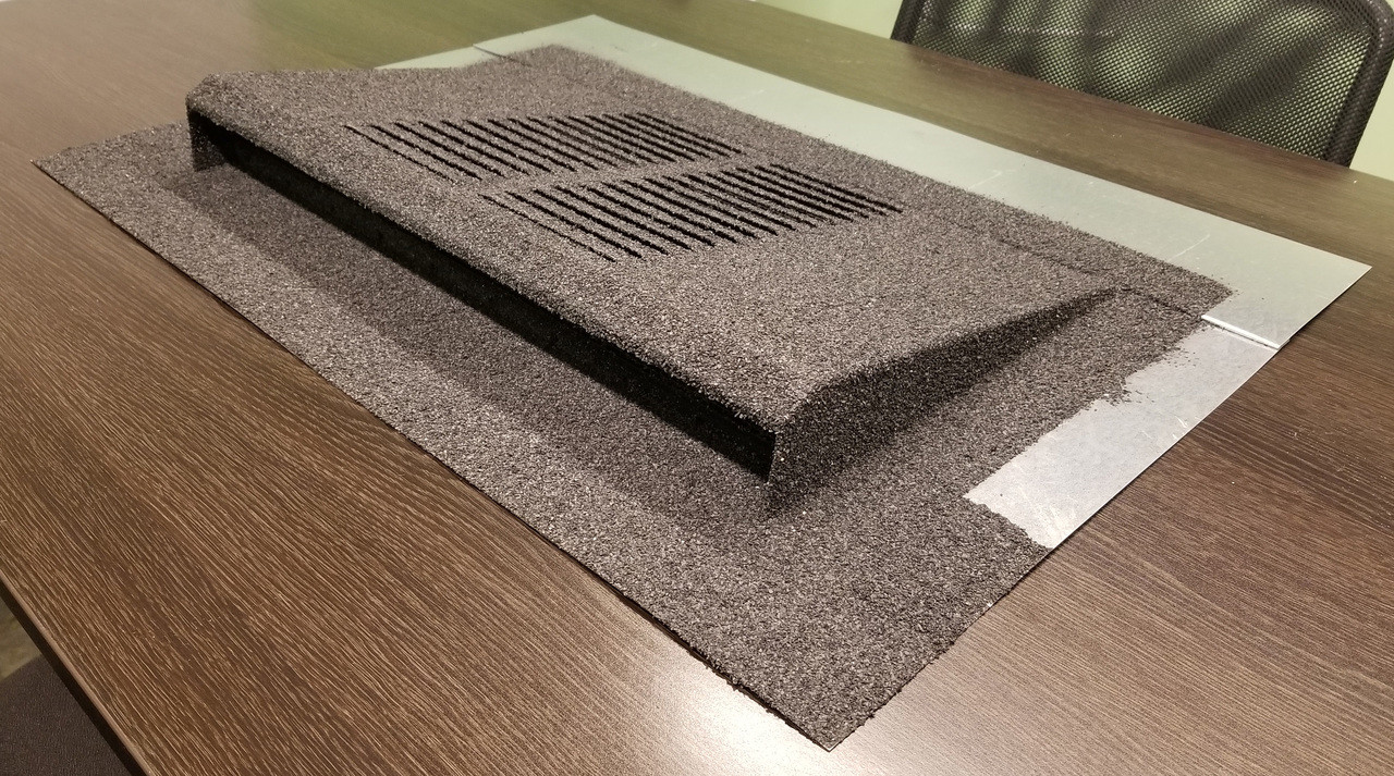 Glider Vent (Stone Coated)