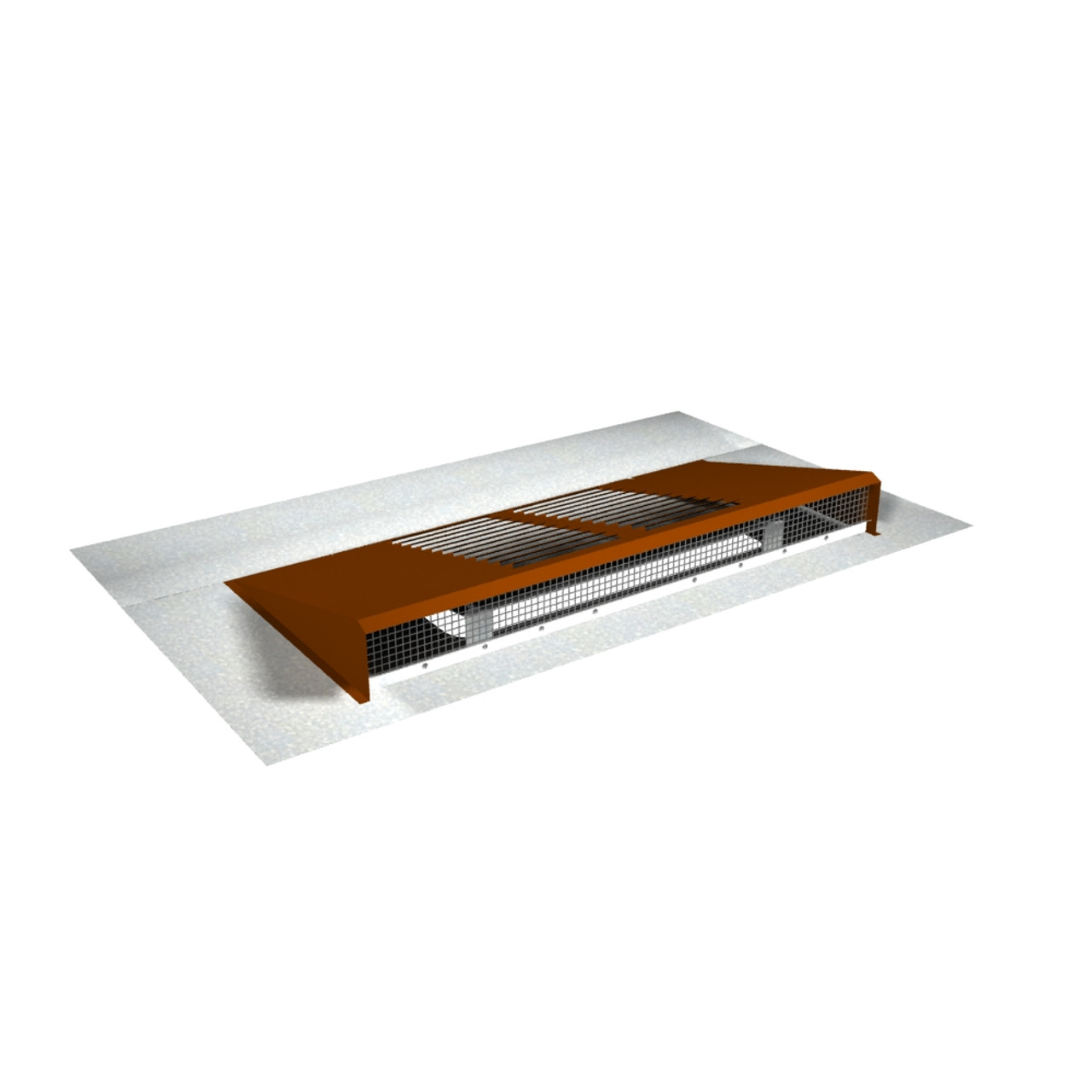 Glider Vent Able Sheet Metal