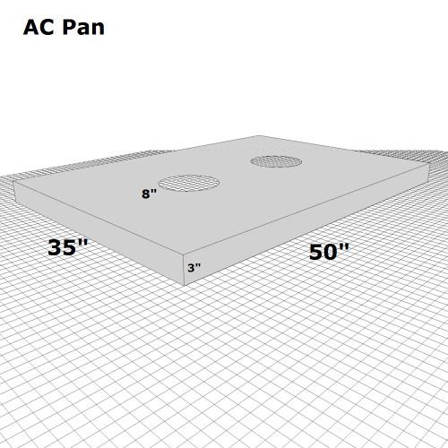 AC Drip Pan