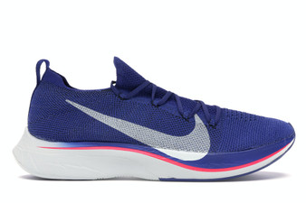 Nike Vaporfly 4% Flyknit Deep Royal Blue
