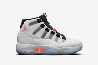 Jordan 11 Adapt White