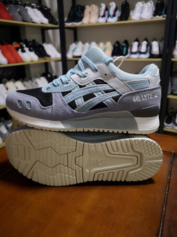 ASICS Leather Mono Pack Gel Lyte III-1587774901