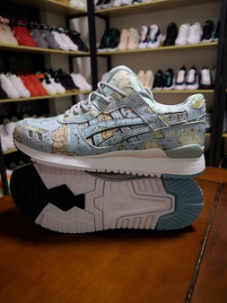 ASICS Leather Mono Pack Gel Lyte III-1587774926
