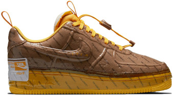 Nike Air Force 1 Low Experimental Archaeo Brown