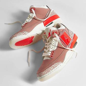 """Nike Air Jordan 3 Retro """"Rust Pink"""""""