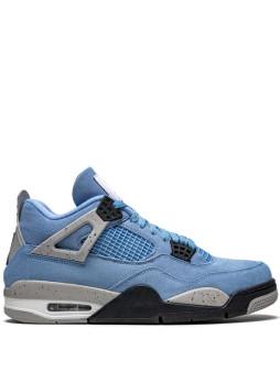 Nike Air Jordan 4 Retro 'UNIVERSITY BLUE'