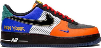 Nike - Air Force 1 Low 07 'What The NY
