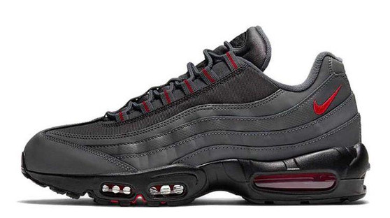 Nike Air Max 95  Grey Red
