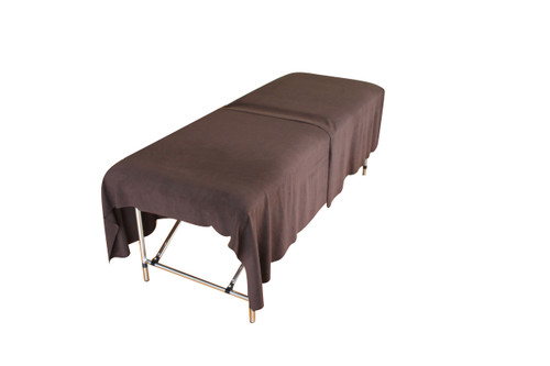 Product & Description:  Drapes, blankets or towels no matter what you call them they are an essential part of clinical practice. Used under & or over clients during treatments they add an element of professionalism to your clinic.  Easy to launder and durable, these are a must have for your clinical practice be it in home or clinic.  Changed for each client.  Fabric:  100% Polyester Microfibre/fleece  Microfibre/fleece is a soft luxurious fabric that stays looking good when laundered correctly, making is long lasting This fabric doesn't stain as readily as traditional cotton options & is much quicker to dry  Size:   150cm width x 100 cm length