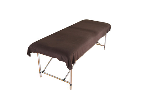 Product & Description:  Drapes, blankets, sheets or towels no matter what you call them they are an essential part of clinical practice. Used under & or over clients during treatments they add an element of professionalism to your clinic.  Easy to launder and durable, these are a must have for your clinical practice be it in home or clinic.  Changed for each client.  Fabric:  100% Polyester Microfibre/fleece  Microfibre/fleece is a soft luxurious fabric that stays looking good when laundered correctly, making is long lasting  Size:   100cm width x 200 cm length     Colours: black coffee teal
