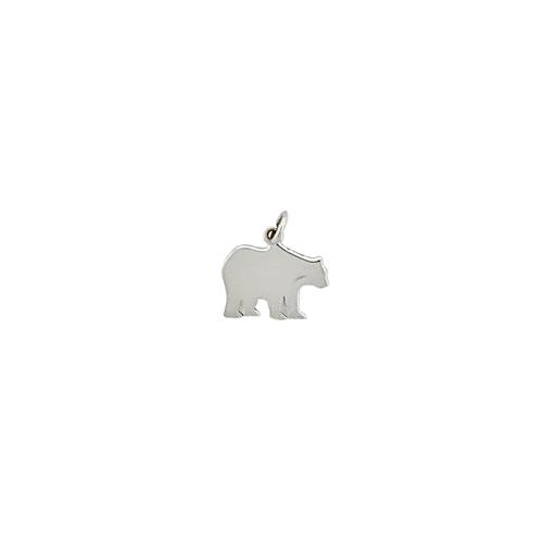 Large Bear Charm