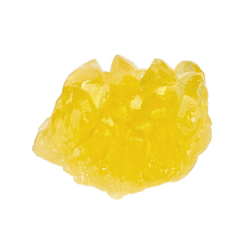 Organic Citrine Crystal Cluster Soap