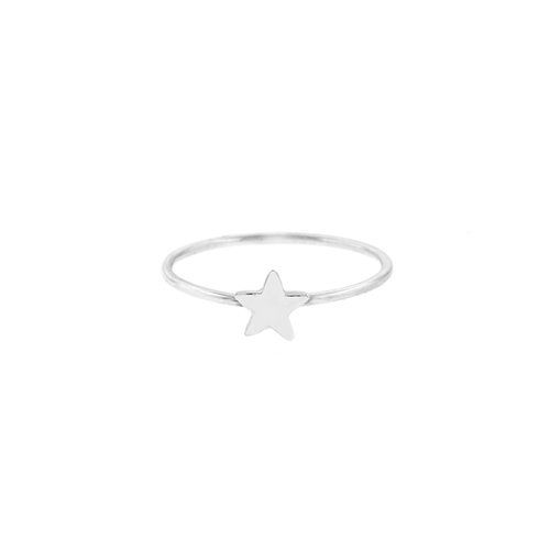 Stacking Star Ring