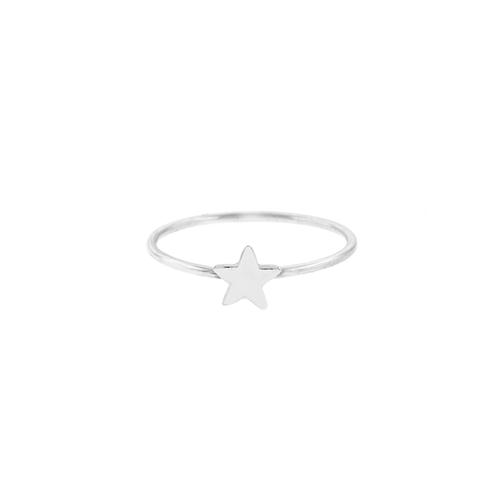 Stacking Star Ring
