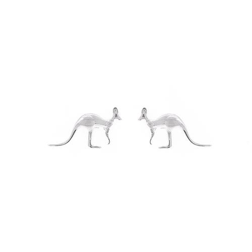 Kangaroo Stud Earrings