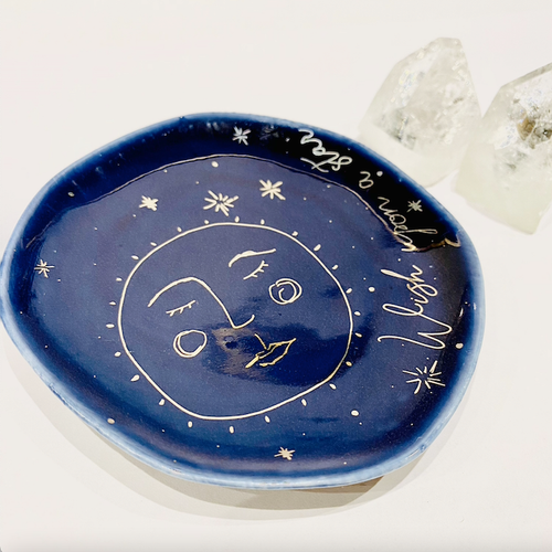 Wish Upon a Star Trinket or Soap Dish