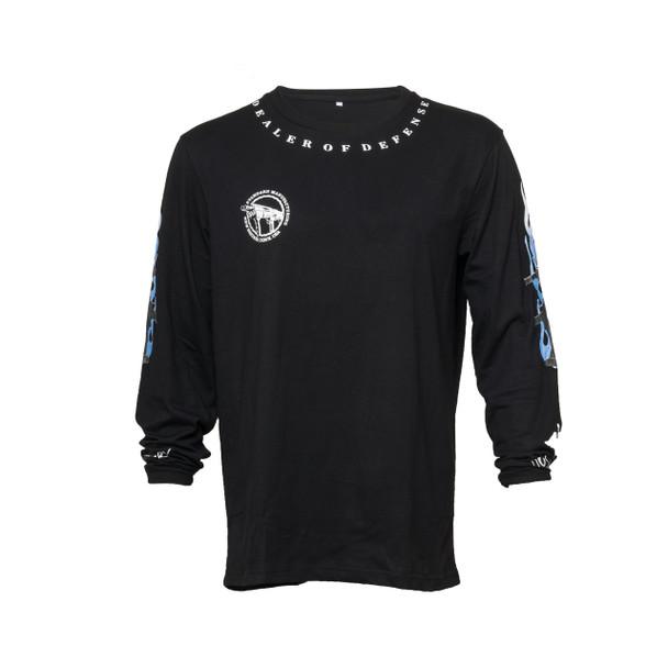 DP-12 Long Sleeve Shirt (Smoker)
