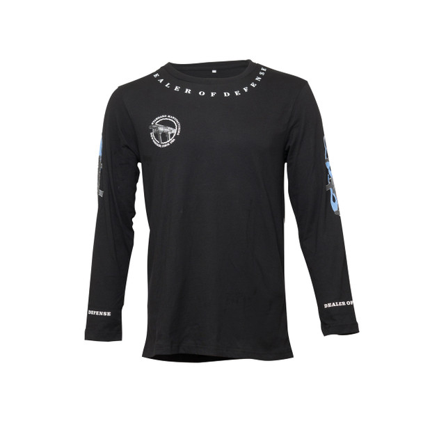 DP-12 Long Sleeve Shirt (DP-12 Time)