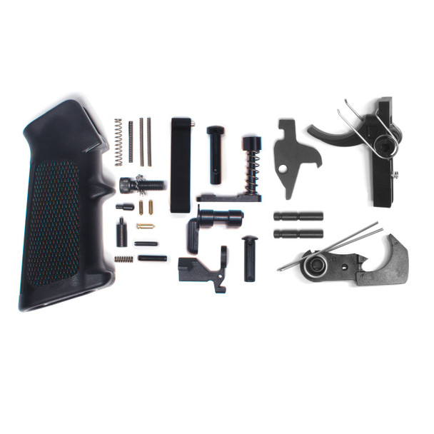 Lower Receiver Parts Kit with Pistol Grip